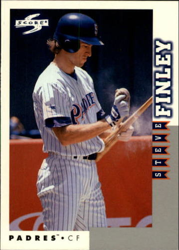 Photo of 1998 Score Rookie Traded #117 Steve Finley