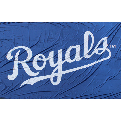 Photo of Royals Flag (Non authenticated)