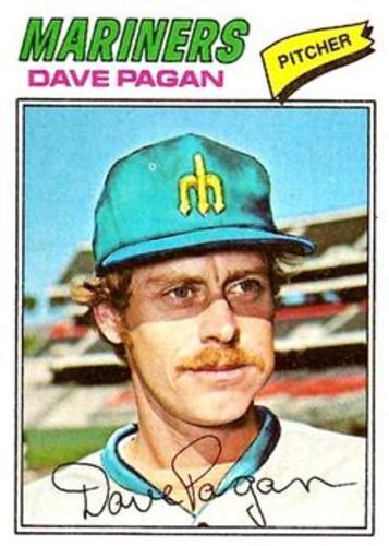 Photo of 1977 Topps #508 Dave Pagan