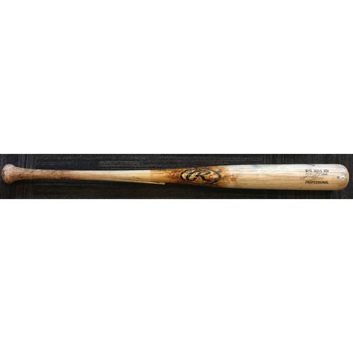 Photo of Manny Machado - Broken Bat: Game-Used