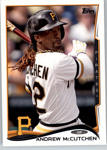 Photo of 2014 Topps #150A Andrew McCutchen