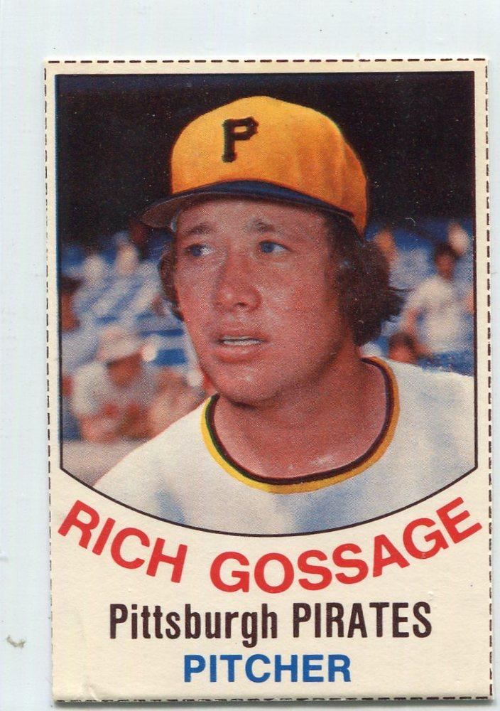 1977 Hostess #128 Rich Gossage