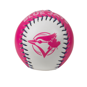 Toronto Blue Jays Mini Baseball Pink by Rawlings