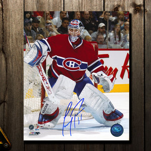 Carey Price Montreal Canadiens Autographed 8x10