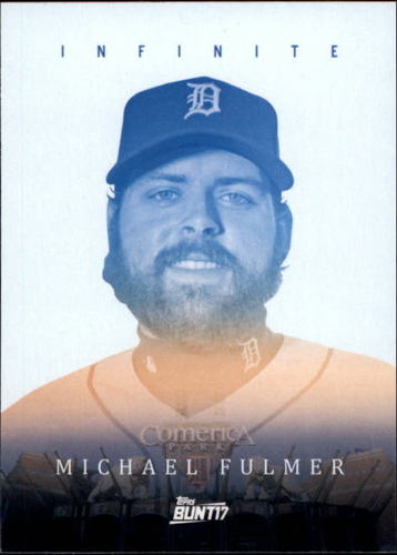 Photo of 2017 Topps Bunt Infinite #IMF Michael Fulmer