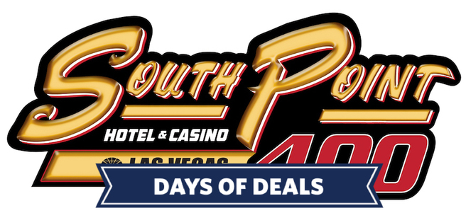 NASCAR SOUTH POINT 400 RACE AT LAS VEGAS MOTOR SPEEDWAY + HOTEL - PACKAGE 2 of 3