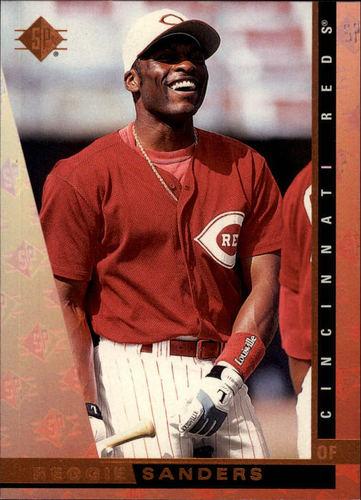 Photo of 1997 SP #52 Reggie Sanders