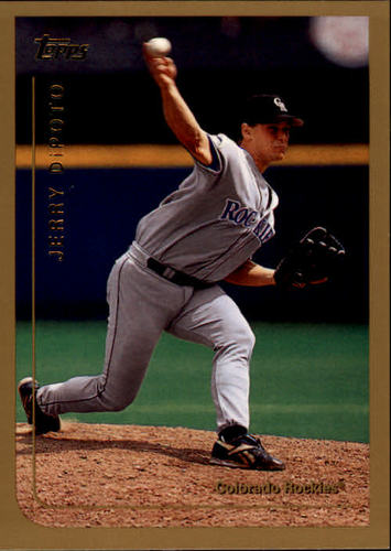 Photo of 1999 Topps #171 Jerry DiPoto