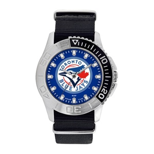 Starter Nylon Watch Black by Game Time