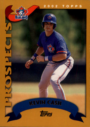 Photo of 2002 Topps #672 Kevin Cash PROS RC