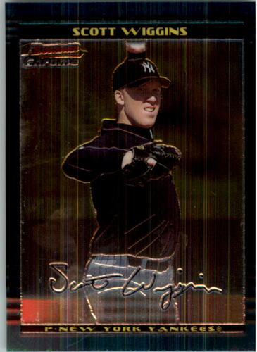 Photo of 2002 Bowman Chrome #312 Carlos Brackley SP RC