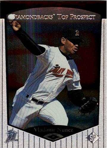 Photo of 1998 SP Top Prospects #18 Vladimir Nunez