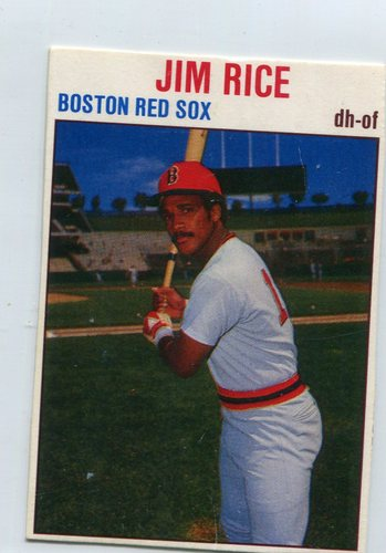 Photo of 1979 Hostess #2 Jim Rice