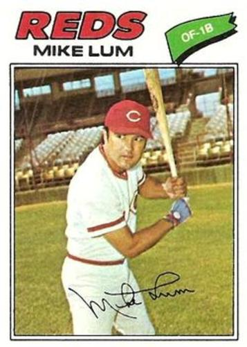 Photo of 1977 Topps #601 Mike Lum