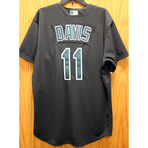 Photo of Rajai Davis Game-Used 2002 TBTC Jersey