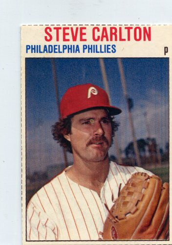 Photo of 1979 Hostess #71 Steve Carlton