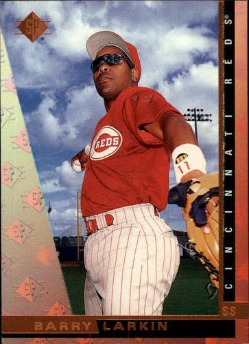 Photo of 1997 SP #55 Barry Larkin