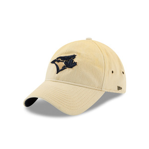 E.K Herringbon Adjustable Cap Tan/Navy by New Era