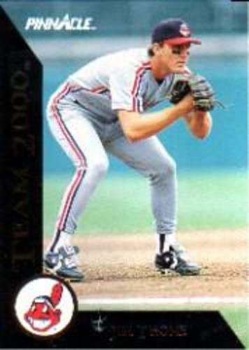 Photo of 1992 Pinnacle Team 2000 #37 Jim Thome