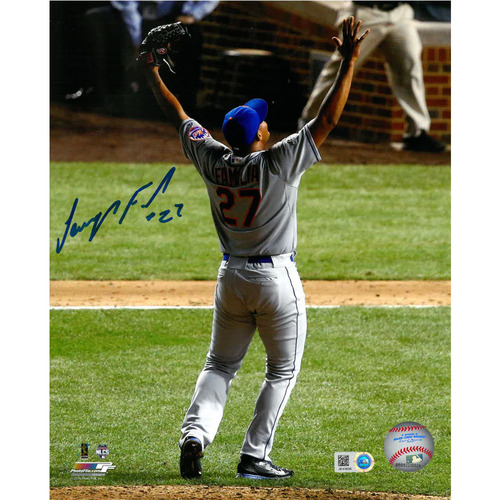 Jeurys Familia - Autographed 8X10 Photo