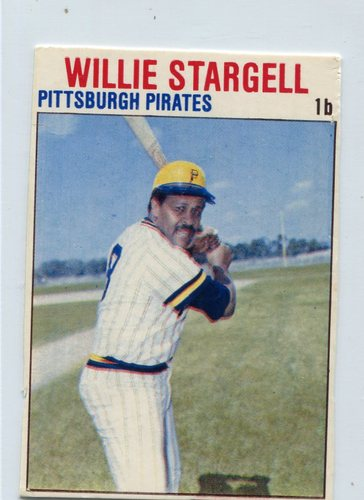 Photo of 1979 Hostess #104 Willie Stargell