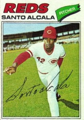 Photo of 1977 Topps #636 Santo Alcala