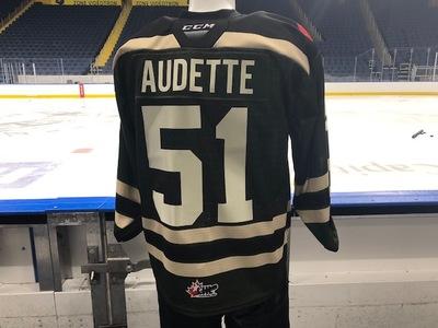 Audette, Hugo - 51