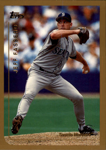 Photo of 1999 Topps #117 Jeff Fassero