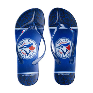 Toronto Blue Jays Women's Flip Flops Royal by Gertex
