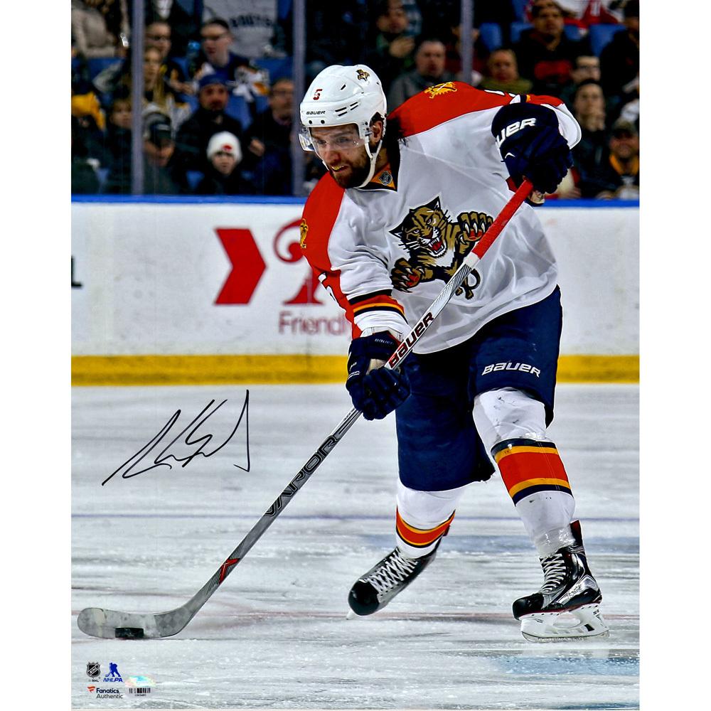 Aaron Ekblad Florida Panthers Autographed 16
