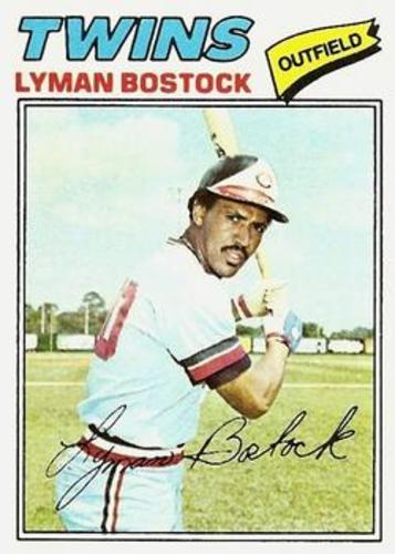 Photo of 1977 Topps #531 Lyman Bostock