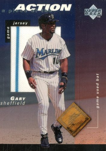 Photo of 1998 Upper Deck A Piece of the Action 2 #GS Gary Sheffield