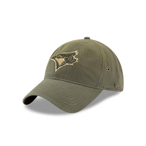 E.K Herringbon Adjustable Cap Olive by New Era
