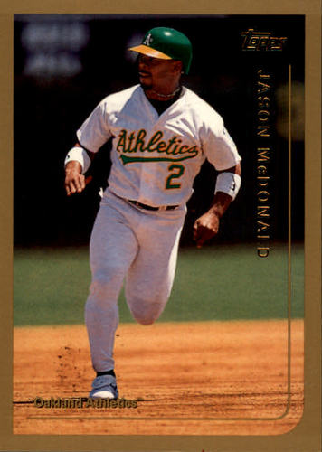 Photo of 1999 Topps #119 Jason McDonald