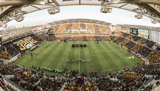 LAFC SOCCER MATCH: 5/24 LAFC VS. NYCFC (FIELD CLUB TICKETS) - PACKAGE 3 OF 3
