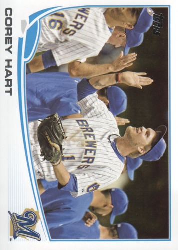 Photo of 2013 Topps #574 Corey Hart