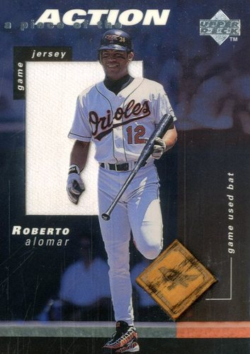 Photo of 1998 Upper Deck A Piece of the Action 2 #RA Roberto Alomar