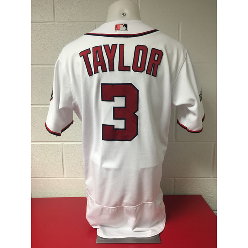 Photo of Game-Used Jersey - Michael Taylor