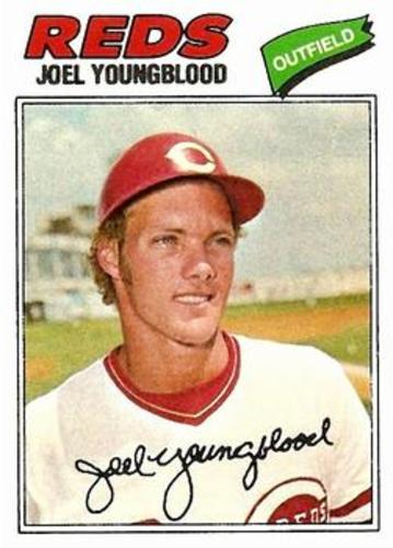 Photo of 1977 Topps #548 Joel Youngblood RC