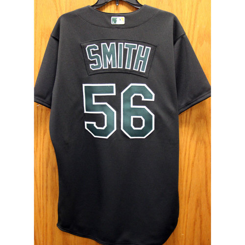 Photo of Josh Smith Team-Issued 2002 TBTC Jersey