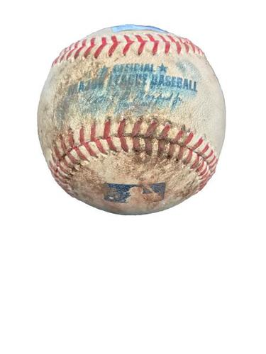 Photo of Game-Used Baseball from Pirates vs. Giants on 6/30/17 - Cole to Panik, Single