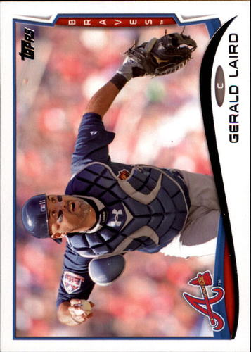 Photo of 2014 Topps Update #US195A Gerald Laird