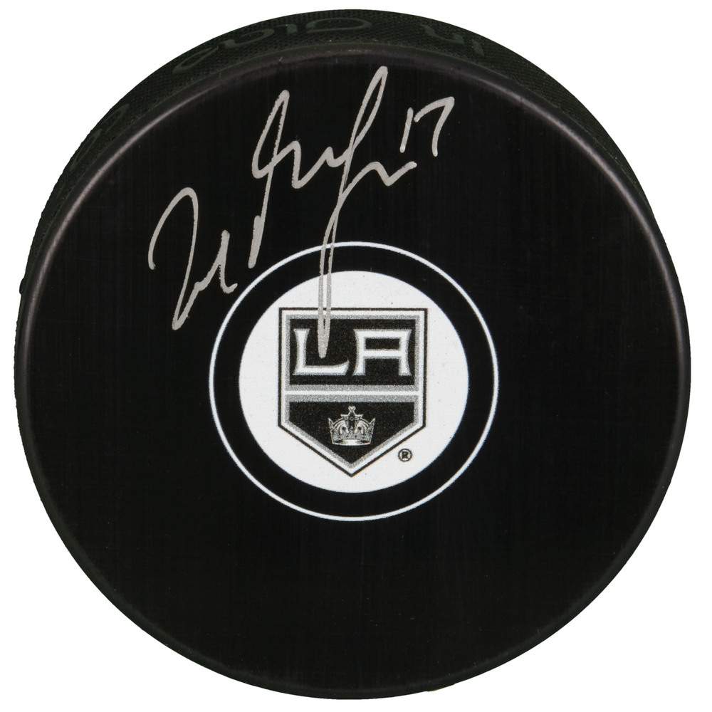 Milan Lucic Los Angeles Kings Autographed Hockey Puck