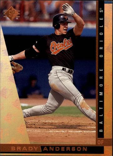 Photo of 1997 SP #32 Brady Anderson