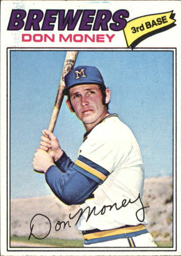 Photo of 1977 Topps #79 Don Money