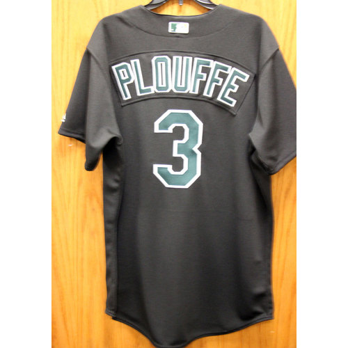 Photo of Trevor Plouffe Team-Issued 2002 TBTC Jersey