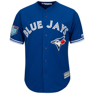 Toronto Blue Jays Spring Training 2018 Cool Base Replica Alternate Jersey by Majestic