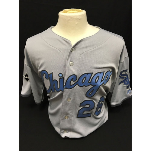 Photo of White Sox Charities: Avisail Garcia Game-Used 2016 Father's Day Jersey