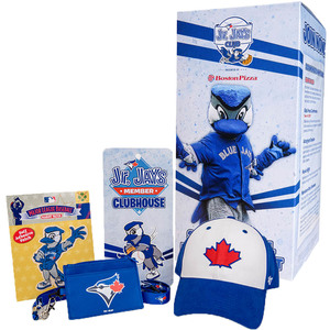 Toronto Blue Jays Jr. Jays Club Official Membership Kit