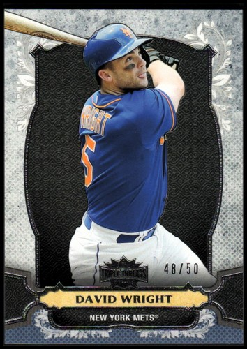 Photo of 2014 Topps Triple Threads Onyx #46 David Wright